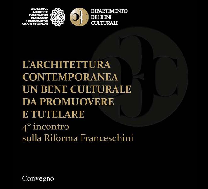 """""""L'architettura contemporanea"""""""
