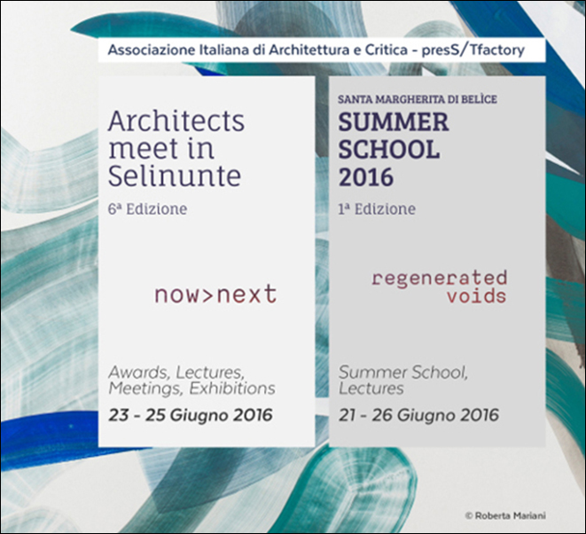 Architects meet in Selinunte