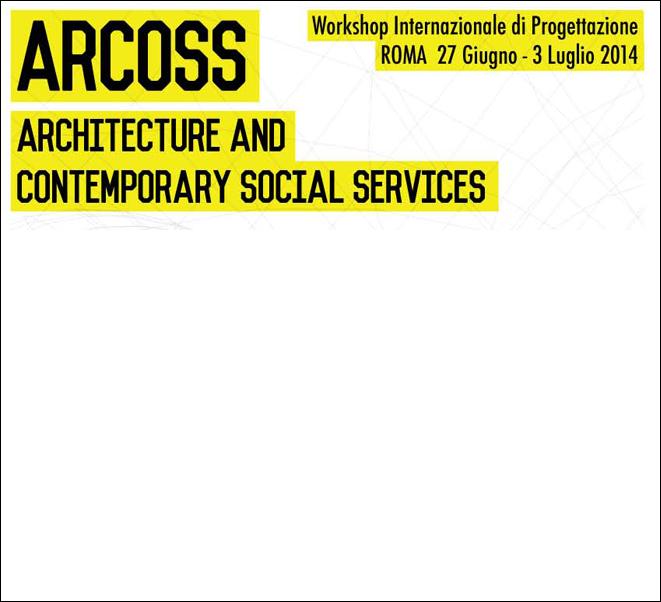 Workshop ARCOSS | Roma