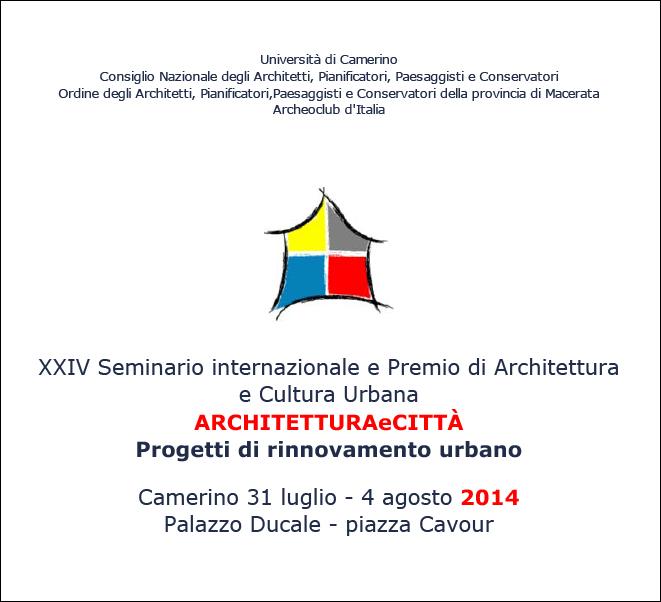 Architettura e città | Camerino