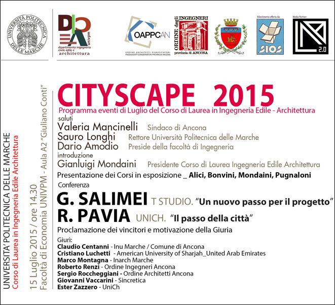 Lecturer at Cityscape 2015