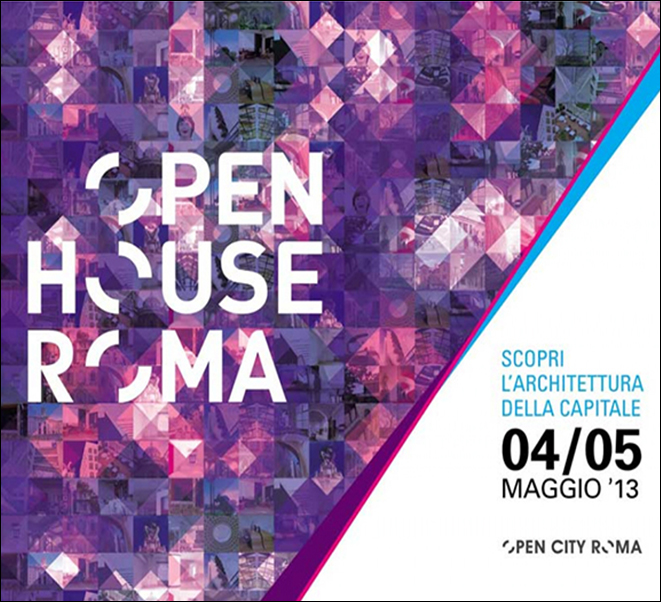 Participation in Open House | Rome