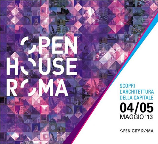 Partecipazione a Open House | Roma