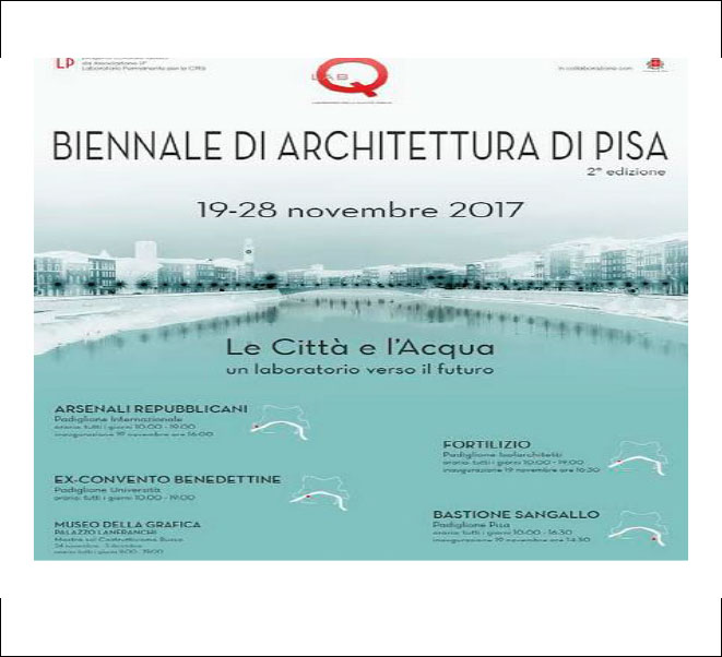 PISA ARCHITECTURAL BIENNIAL