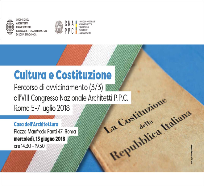 CULTURE AND CONSTITUTION