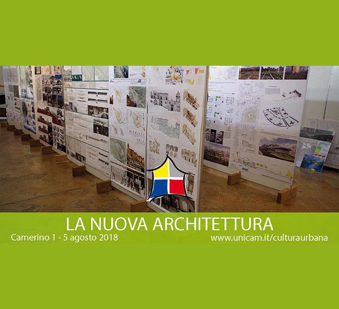 THE NEW ARCHITECTURE | CAMERINO