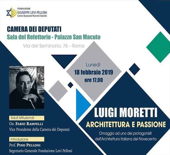 LUIGI MORETTI | ARCHITECTURE AND PASSION