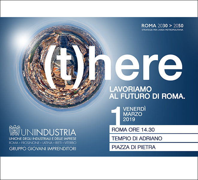 (T)HERE | WORKING FOR THE FUTURE OF ROME
