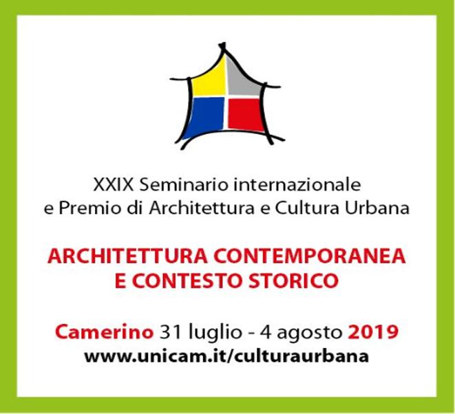 CONTEMPORARY ARCHITECTURE AND HISTORICAL CONTEXT | CAMERINO